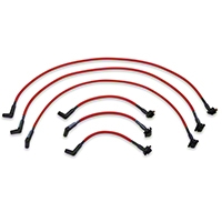 Performance Distributors Livewires 10mm Spark Plug Wires - Red (99-00 V6) - Performance Distributors DUI-C1008RD