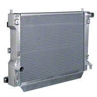 Ford Racing Aluminum Radiator (05-14 GT, 12-13 BOSS) - Ford Racing M-8005-MGT