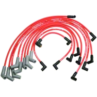 Ford Racing High Performance 9mm Spark Plug Wires - Red (79-95 5.0L) - Ford Racing M-12259-R301