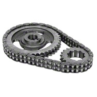 Ford Racing Timing Chain Set - Steel Sprocket (79-95 5.0L/5.8L) - Ford Racing M-6268-B302