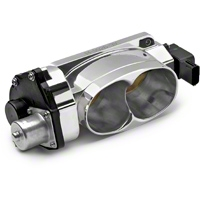 Ford Racing Twin 62mm Throttle Body (05-10 GT) - Ford Racing M-9926-3V