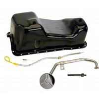 Ford Racing 5.8L Oil Pan Kit (79-95 5.8L) - Ford Racing M-6675-A58