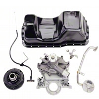 Ford Racing 5.0L Fox Conversion Kit - Ford Racing M-6670-A50
