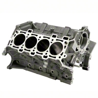 Ford Racing 5.0L 4V Aluminum Engine Block - 11-12 Production Block - Ford Racing M-6010-A50L4V