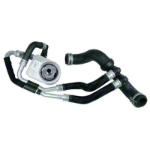 Ford Racing BOSS 302 Engine Oil Cooler (11-14 GT) - Ford Racing M-6642-MB
