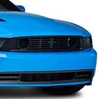 Ford Racing Boss 302S Grille w/o Emblem - Unpainted (10-12 GT) - Ford Racing M-8200-MBR