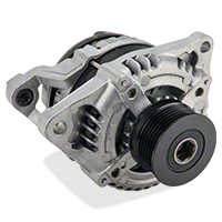 Ford Racing Mustang Boss 302 Alternator Kit (11-14 GT) - Ford Racing M-8600-M50BALT