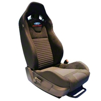 Ford Racing Recaro Race Seats - Pair (11-Mid 12) - Ford Racing M-63660005-MB
