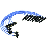 Ford Racing High Performance 9mm Spark Plug Wires - Blue (96-98 GT) - Ford Racing M-12259-C462