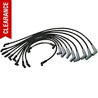 Ford Racing High Performance 9mm Spark Plug Wires - Black (79-95 5.0L) - Ford Racing M-12259-M301
