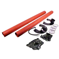 Ford Racing Boss 302 Brake Duct Kit (13 Boss, 13-14 Brembo) - Ford Racing M-2004-MBA