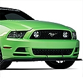 Ford Racing BOSS 302 Laguna Seca Front Splitter (13-14 GT, V6, Boss) - Ford Racing M-16601-MBA