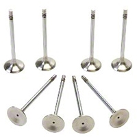 Ford Racing BOSS 302R Exhaust Valves - Set of 8 (11-14 5.0L) - Ford Racing M-6505-M50BR