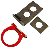 Ford Racing Rear Tow Ring Kit (13-14 GT, BOSS) - Ford Racing M-17954-RA