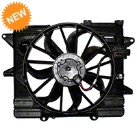 Ford Racing SVT Performance Cooling Fan (05-14 GT, GT500) - Ford Racing M-8C607-MSVT