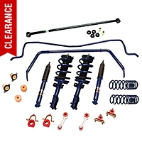 Ford Racing Assembled Adjustable Handling Pack - Coupe (05-14 GT) - Ford Racing M-FR3A-MGTAA