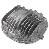 Ford Racing Finned Differential Cover - 8.8 in. (86-14 V8; 11-14 V6, Excludes IRS) - Ford Racing M-4033-KA