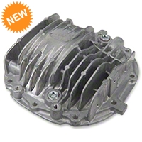 Ford Racing Finned Differential Cover - 8.8in (86-14 V8; 11-14 V6, Excludes IRS) - Ford Racing M-4033-KA