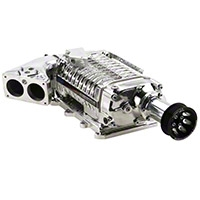 Ford Racing Supercharger Upgrade Kit - Polished (03-04 Cobra) - Ford Racing M-6066-CT46P