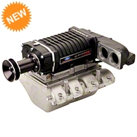 Ford Racing 400HP Supercharger Kit - Black (05-09 GT) - Ford Racing M-6066-M463V||M-6066-M463V7||M-6066-M463V8