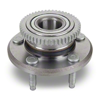 Replacement Front Wheel Bearing and Hub Assembly w/ ABS Ring (05-14 All) - AM Drivetrain H513221