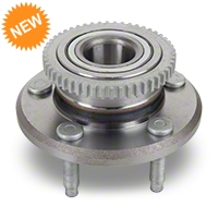 Replacement Front Wheel Bearing and Hub Assembly w/ABS Ring (05-14 All) - SR Performance H513221