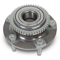 Replacement Front Wheel Bearing and Hub Assembly w/ ABS Ring (94-04 All) - AM Drivetrain H513115