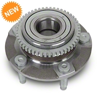 Replacement Front Wheel Bearing and Hub Assembly w/ABS Ring (94-04 All) - SR Performance H513115