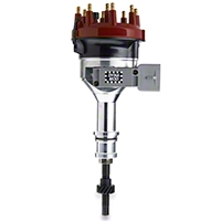 Performance Distributors Hot Forged Distributor (84-91 5.8L) - Performance Distributors DUI-18459RD