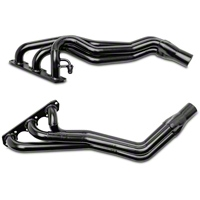 Pace Setter Black Long Tube Headers - Manual (01-04 V6) - Pace Setter 70-3221