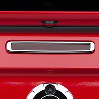 Third Brake Light Trim - Chrome (05-09 All)