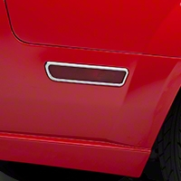 Quarter Light Trim - Chrome (05-09 All)