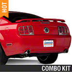 Brake Light Dress-up Kit - Chrome (05-09 All) - AM Exterior KIT||52000||52003||52006