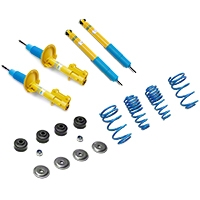 Bilstein B-12 BTS Series Tuned Suspension Kit (05-10 All) - Bilstein F4-SE5-F351-H0