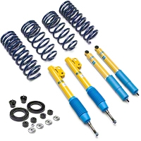 Bilstein B-12 BTS Series Tuned Suspension Kit - Convertible (94-04 GT, V6; 94-98 Cobra) - Bilstein BTS-7504