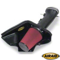 Airaid Cold Air Intake - Synthaflow Oiled Filter (07-09 GT500) - Airaid 450-211