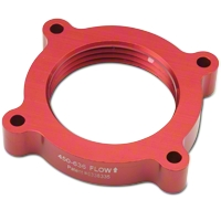 Airaid Poweraid Throttle Body Spacer (11-14 V6) - Airaid 450-636