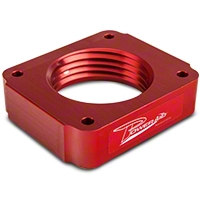 Airaid Poweraid Throttle Body Spacer (05-10 V6) - Airaid 450-613