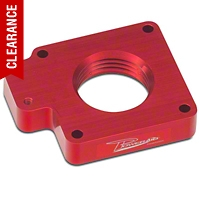 Airaid Poweraid Throttle Body Spacer (88-93 5.0L) - Airaid 400-526