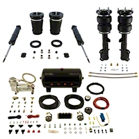 Airlift Suspension Kit - Manual (05-14 All) - AM Exterior 77779
