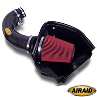 Airaid Cold Air Intake - Carbon Fiber (12-13 Boss) - Airaid 450-174