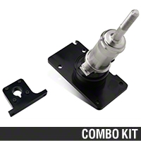 SR Performance Short Throw Shifter and Bracket - MT-82 (11-14 GT, V6) - SR Performance 525092