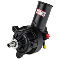 Power Steering Pump w/ Reservoir (82-86 5.0L, 87-88 5.0L w/ Manual Trans) - AM Restoration 20-6248