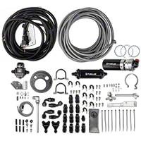 Fuelab Direct Fit Total Fuel System Kit - 1800 HP (07-09 GT500) - Fuelab 525559