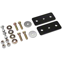 SR Performance Sway Bar Relocation Bracket (05-14 All) - SR Performance 525577
