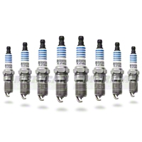 Ford Motorcraft OEM Spark Plugs (99-01 Cobra; 03-04 Mach1) - Ford KIT||SP-433