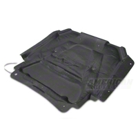 Ford Racing OEM Hood Insulation Liner (99-04 GT, V6) - Ford Racing 1R3Z-16738-BD