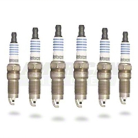 Ford Motorcraft OEM Spark Plugs (06-10 V6) - Ford KIT||SP412