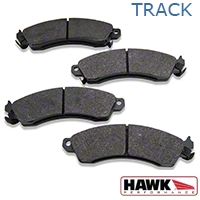 Hawk Performance HP Plus Brake Pads - Front Pair (94-04 Bullitt, Mach 1, Cobra) - Hawk Performance (Carlisle Products) HB111N.610