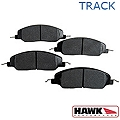 Hawk Performance HP Plus Brake Pads - Front Pair (05-14 GT, V6) - Hawk Performance HB484N.670
